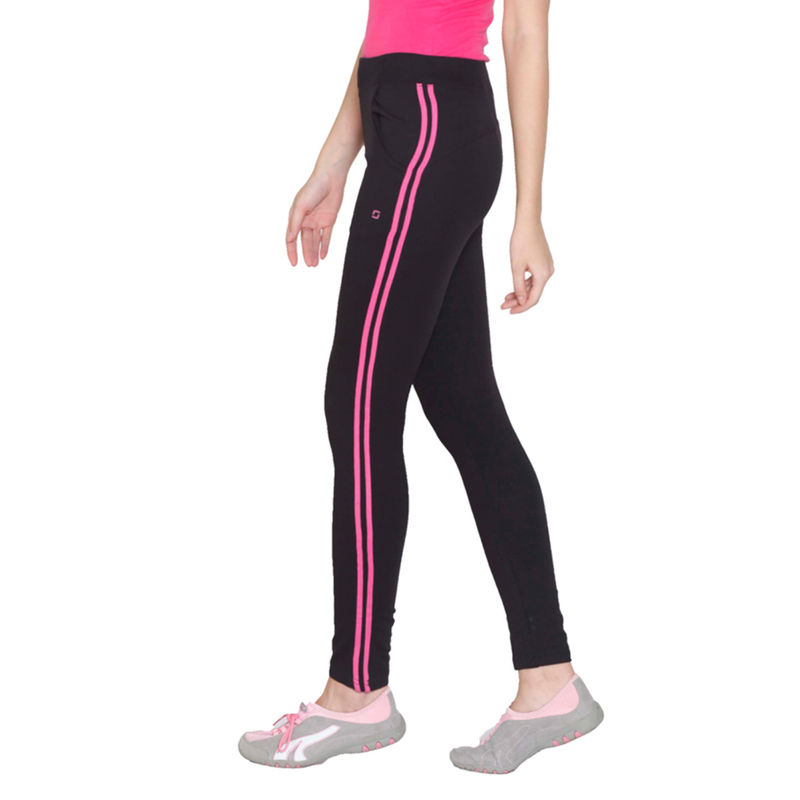 6348cac2590b6 Sweet Dreams Women's Bottom For Workout - Black at Nykaa.com
