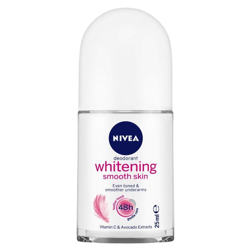 NIVEA Whitening Smooth Skin Deodorant Roll On