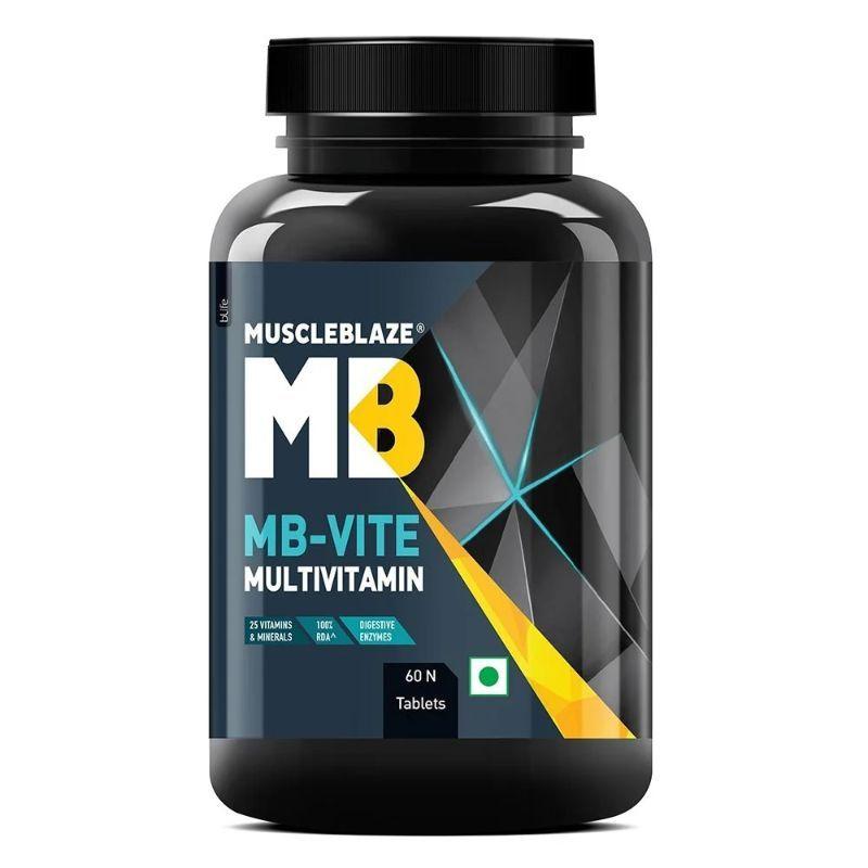 MuscleBlaze MB VITE Multivitamin Tablets