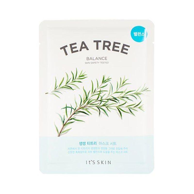 It's Skin The Fresh Mask Sheet - Tea Tree: Buy It's Skin The Fresh Mask  Sheet - Tea Tree Online at Best Price in India | Nykaa