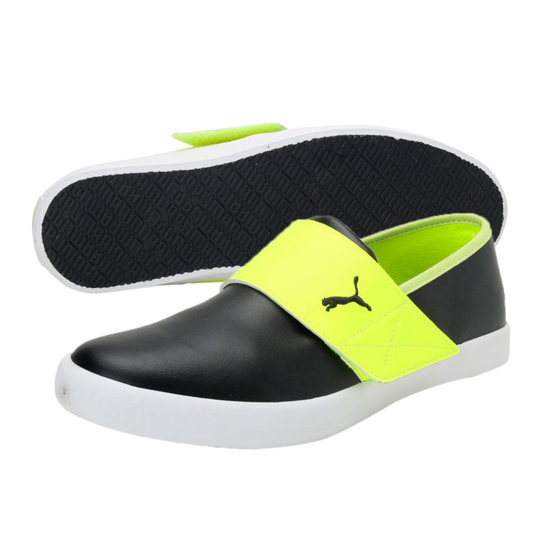 Puma El Rey Milano Ii Dp Unisex Yellow Sneakers