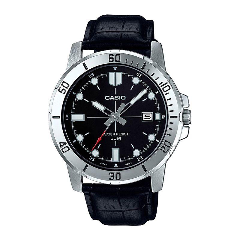 Casio A1371 Enticer Men  MTP VD01L 1EVUDF  Analog Watch For Men