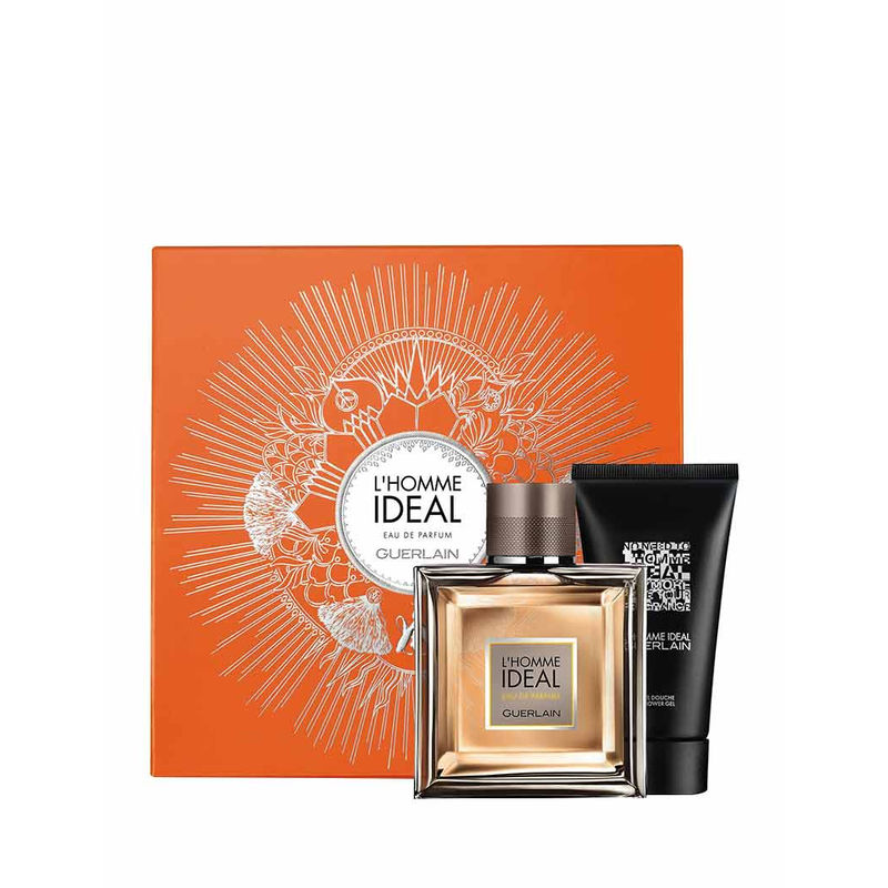 Buy Guerlain Lhomme Ideal Eau De Parfum Christmas Set At Nykaacom