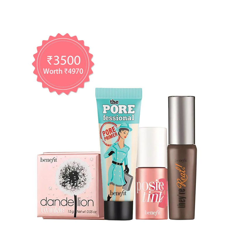 Benefit Cosmetics I Pink I Love You