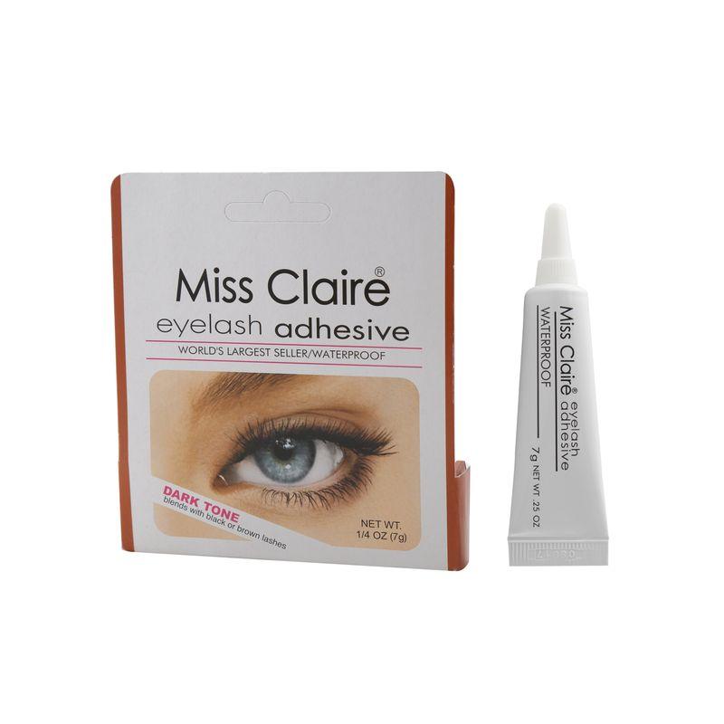 Miss Claire Eyelash Glue Adhesive Dark Tone