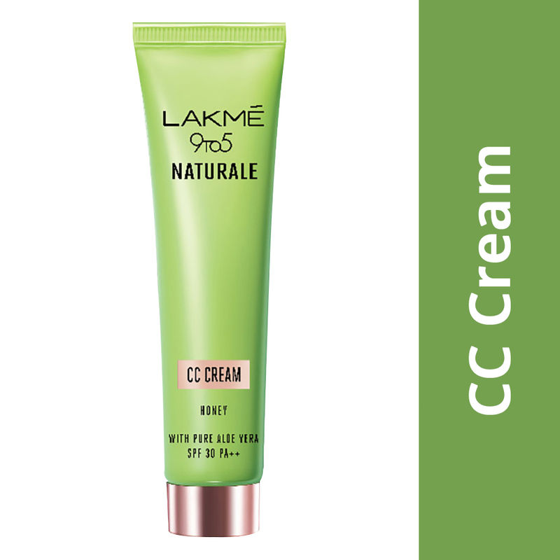 Lakme 9 to 5 Naturale CC Cream
