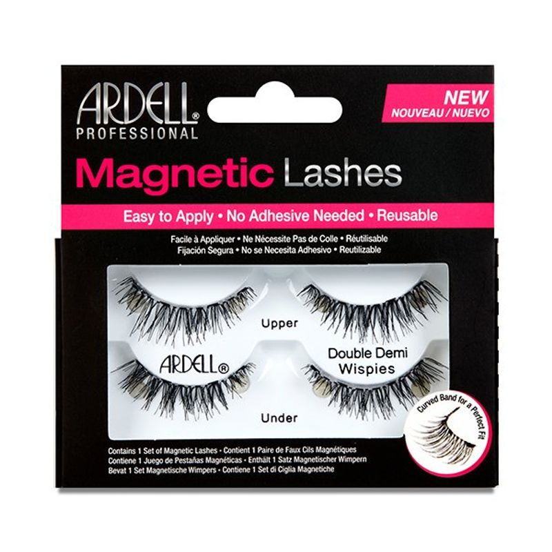 6c03bb59e52 Ardell Magnetic Double Demi Wispies - 67951(1 pair of Eyelashes)