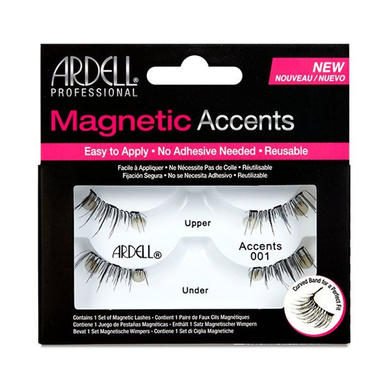 5448b267d50 Ardell Magnetic Lashes Accents 001 - 67953(1 pair of Eyelashes)