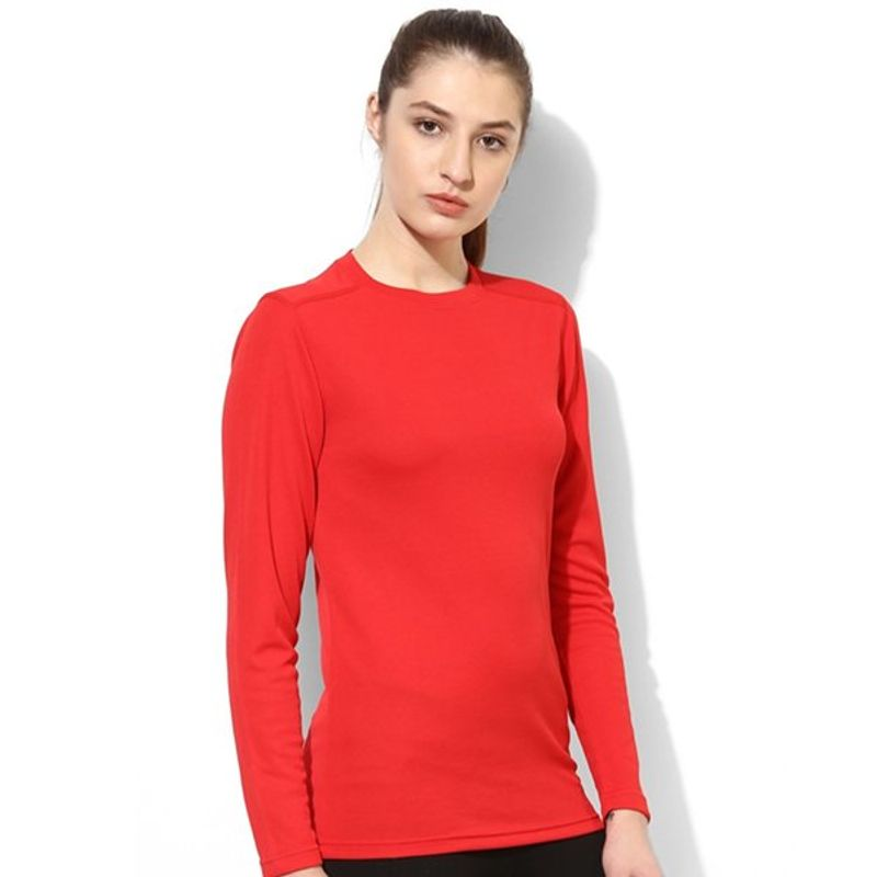 6b693f92 Silvertraq Women's Long Sleeve T-Shirt Red at nykaa.com