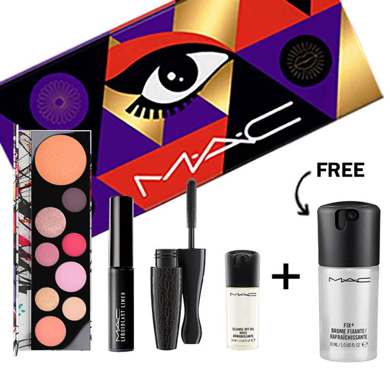 M.A.C Festive Eye Kit