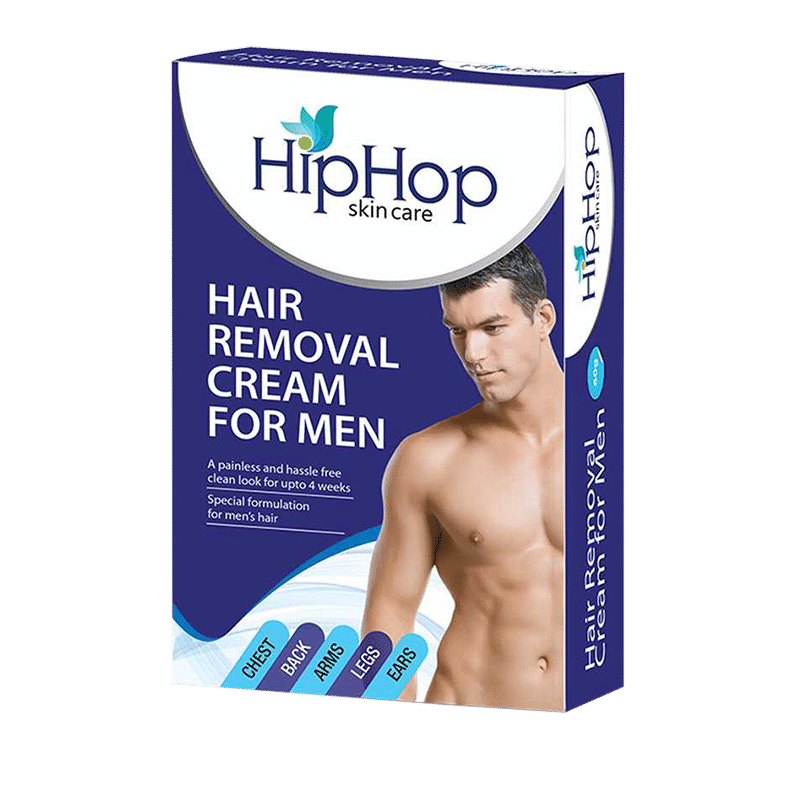 Hiphop Hair Removal Cream For Men Buy Hiphop Hair Removal Cream For Men Online At Best Price In India Nykaaman