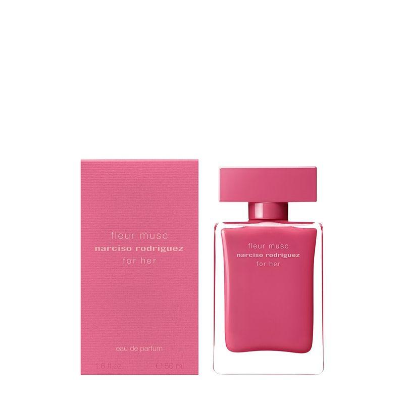eau de parfum fleur musc narciso rodriguez