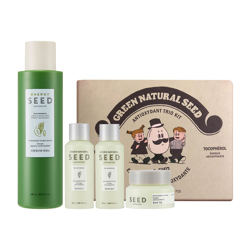 The Face Shop WFH Skin Defence Set