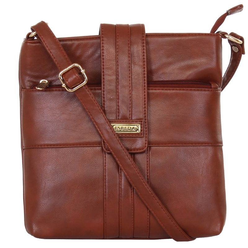 173681a180 Esbeda Women's Slingbag - Brown (MSA01_1371) at Nykaa.com