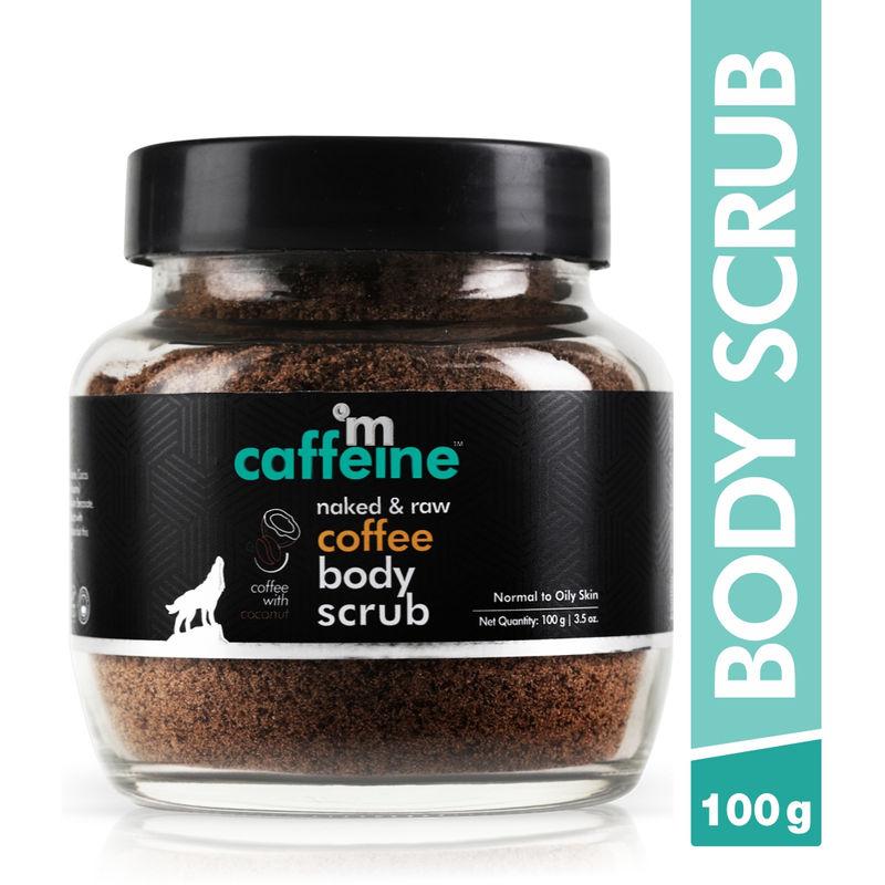 MCaffeine Naked & Raw Coffee Body Scrub