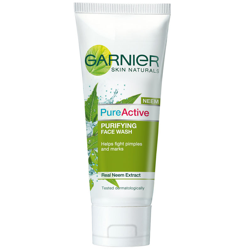 Garnier Pure Active Purifying Neem Face Wash