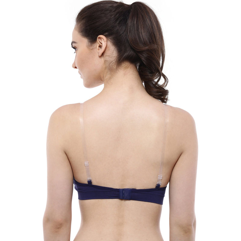 a37d6da6605 C9 Airwear Women s Blue Removable Padded Bra at nykaa.com