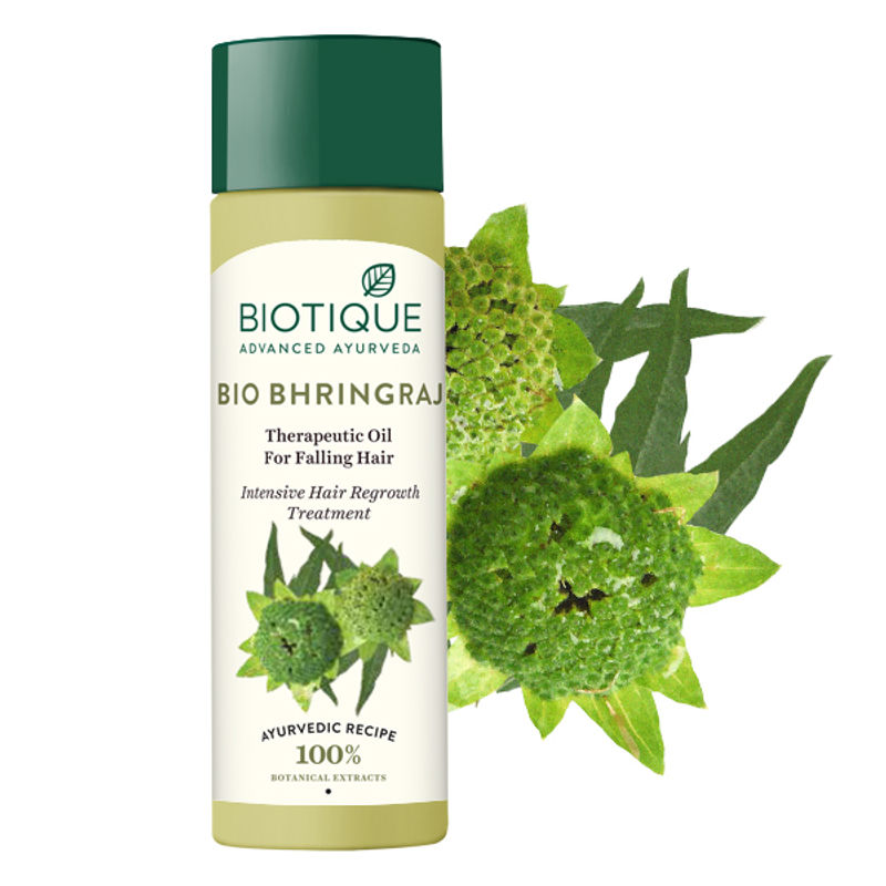 Image result for biotique bio bhringraj hair oil