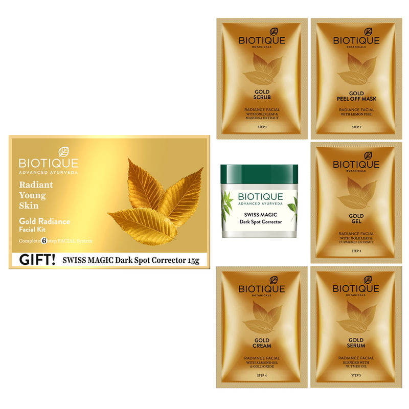 Biotique Facial Kit - Buy Biotique Facial Kit @ Best Price | Nykaa