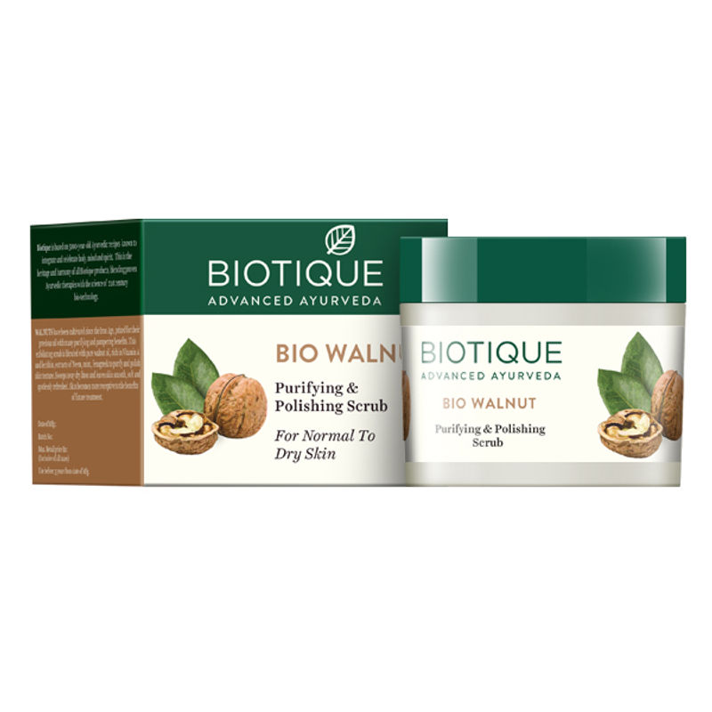 Картинки по запросу BIO WALNUT PURIFYING & POLISHING SCRUB