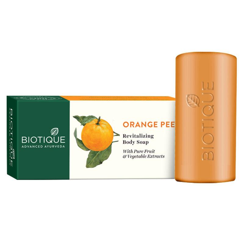 150g Hearty Biotique Bio Himalayan Plum Refreshing Body Soap Refreshing pack Of 2