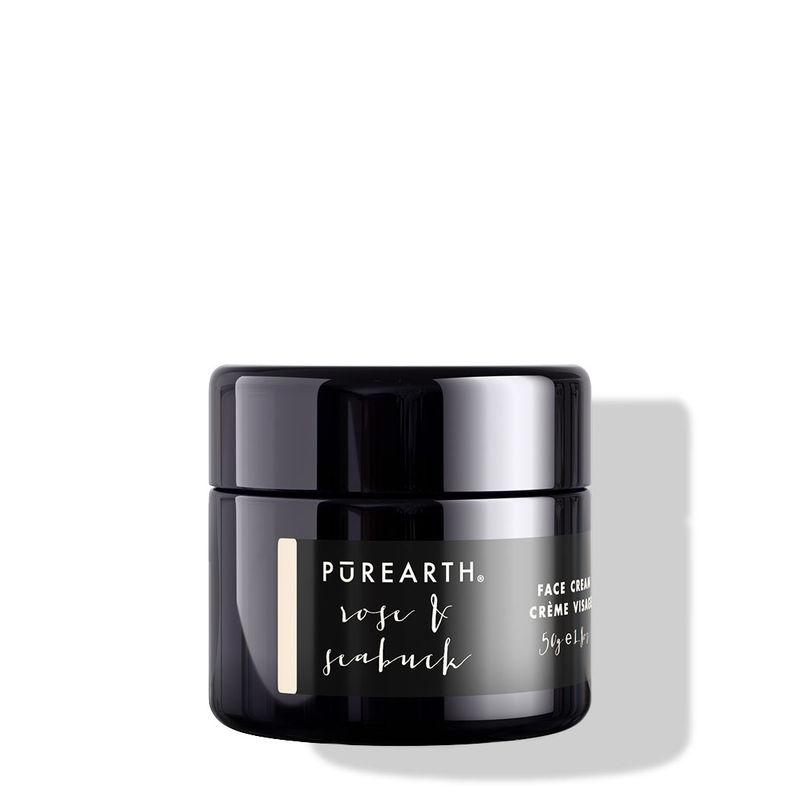 Purearth Rose & Seabuck Face Cream