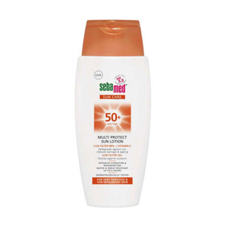 47982cd13 Sebamed Multiprotect Sun Lotion SPF 50+ Very High (150ml) at Nykaa.com