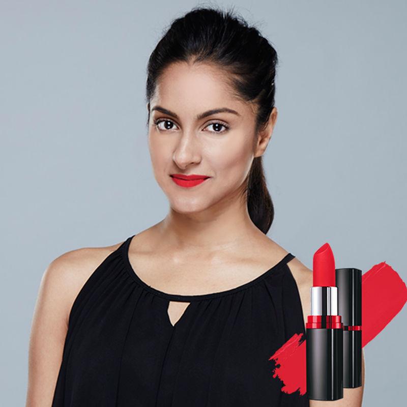 b1e41a0e0 Maybelline New York Matte Lipstick - Buy Maybelline New York Color Show  Matte Lipstick Online in India