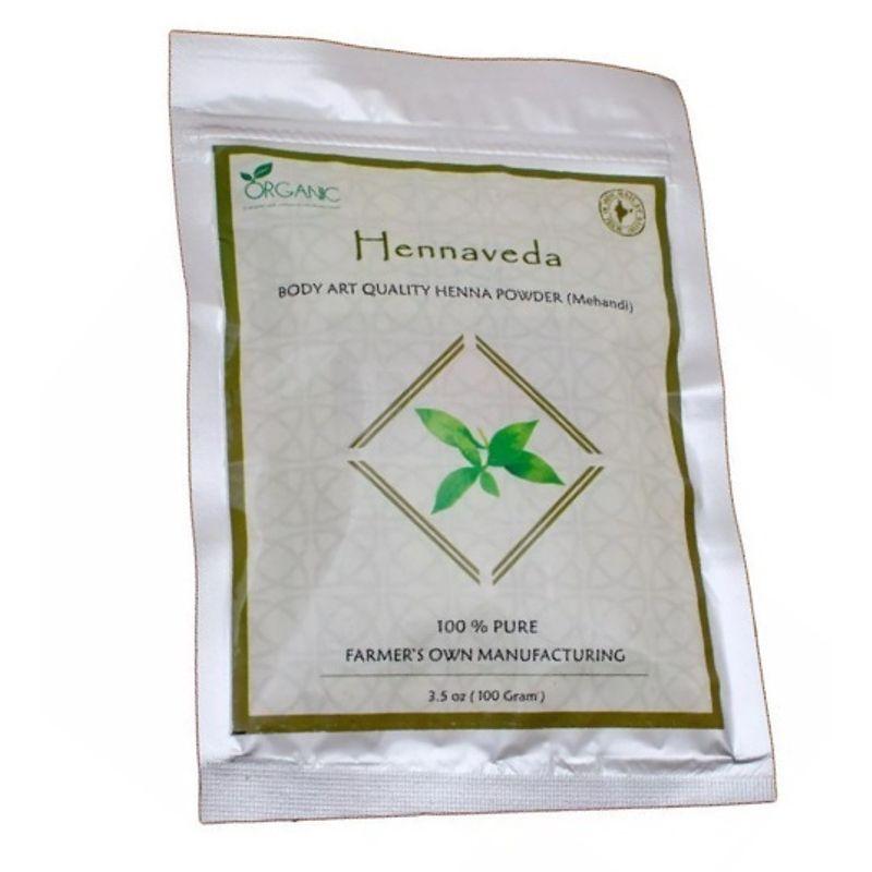 Hennaveda Body Art Quality Henna Powder Buy Hennaveda Body Art Quality Henna Powder Online At Best Price In India Nykaa