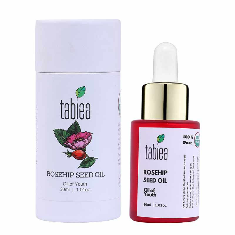 Rosehip Oil: Buy Rosehip Oil for Face Online in India at