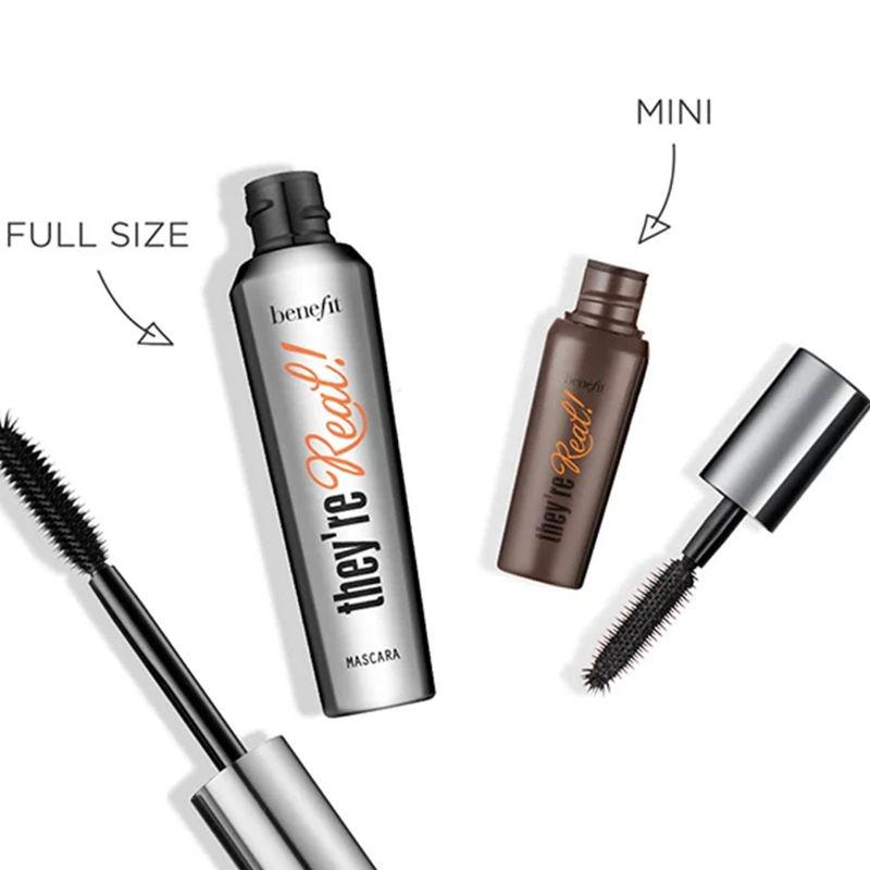 fb127d340b0 Buy Benefit Cosmetics They'Re Real! Lengthening Mascara - Jet Black at  Nykaa.com