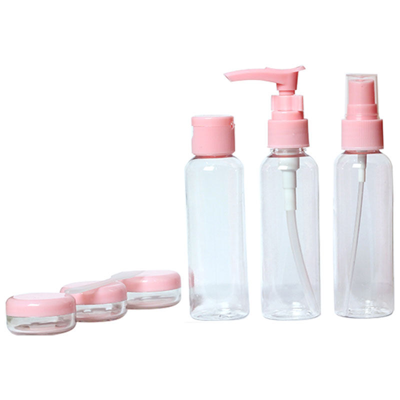 f7a9688939 Bronson Professional Travel Size Bottles - Set Of 6 at Nykaa.com