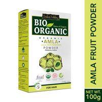 Indus Valley Bio Organic Amla Fruit Powder (100% Natural Powder)