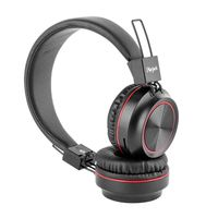 Macjack Wave 300 On Ear Bluetooth Headphones With Thumping Bass Inbuilt Mic & 12 Hrs Of Music Time