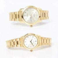 Timex Analog Beige Dial Unisex Watch (TW00PR244)