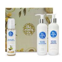 The Moms Co. Anti-hair Fall Complete Care Kit(3 pcs)