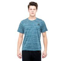 adidas Textured Fl Tec A En Hea T-shirt - Teal