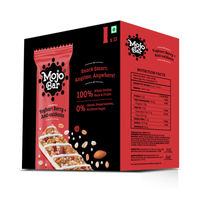 Mojo Bar Healthy Snack - Yoghurt Berry + Anti-oxidants - Pack Of 15
