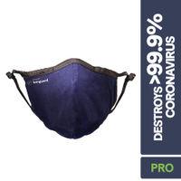 Livinguard Face Mask Pro (L) - Bombay Blue