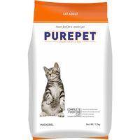 Purepet Mackerel Adult Cat Food