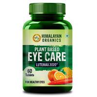 Himalayan Organics Plant Based Eye Care Supplement