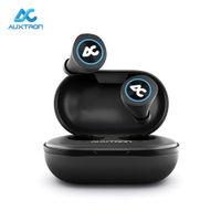 AUXTRON Airbolt 505 True Wireless (tws) Earbuds - Blue + Black