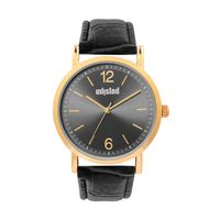 Unlisted by Kenneth Cole Analog Black Dial Men's Watch - UL50312002