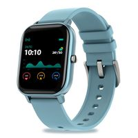Pebble Pace Blue Smartwatch