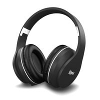 Flybot Rock Over-Ear Bluetooth Headphone with Seamless Controls, Ipx 5 Sweat Proof Cushions
