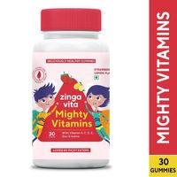 Zingavita Mighty Vitamins Gummies for Kids (Multivitamins)