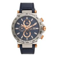Gc Y37004g7 Blue Dial Watch For Men