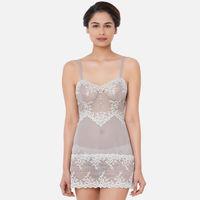 Wacoal Embrace Lace Chemise -814191 - Grey