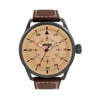 Unlisted by Kenneth Cole Analog Beige Dial Men's combo watches - UL51149002
