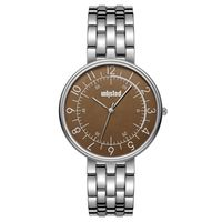Unlisted by Kenneth Cole Analog Brown Dial Men's Watch - UL51157002